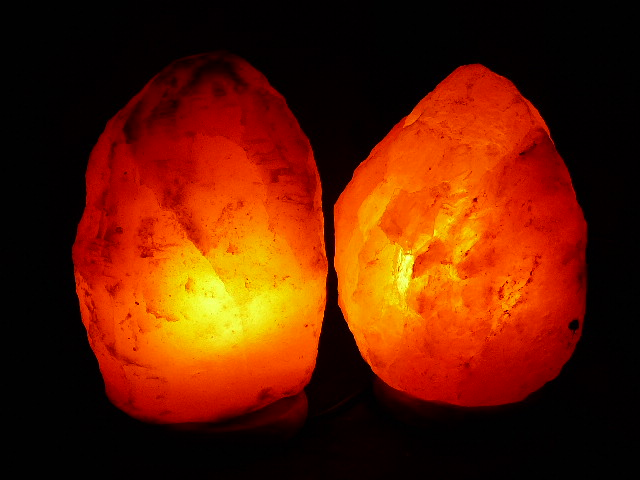 Are Salt Rock Lamps Safe : Safe Himalayan Rock Salt Lamp Large Pack 7 Rock Salt Units AS NZS 60598 2 4 eBay
