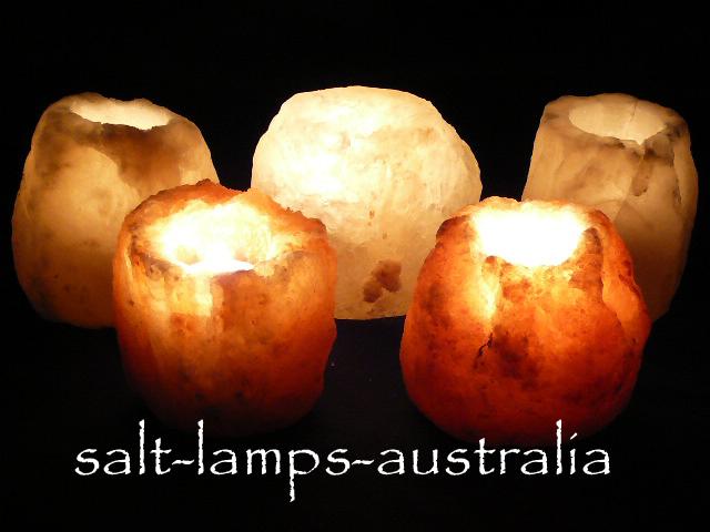 Safe himalayan salt lamp large tea light 5 pack freight for Authentic salt lamp