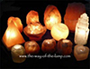 Shaped Safe Salt Lamps