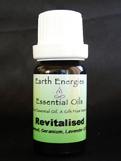 """Revitalised"" - Energy 12ml"