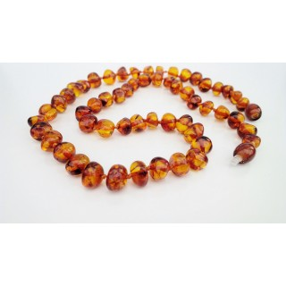 Baltic Amber Necklace 45cm