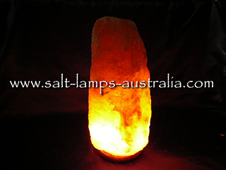Are Salt Lamps Safe To Use : Natural Shape Lamps