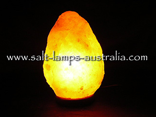 3-4kg Salt Lamp FREE Shipping