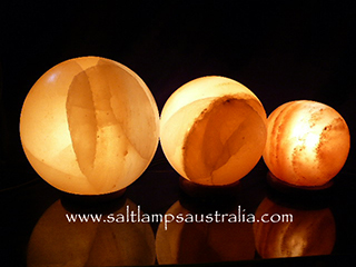 Salt Lamp Spheres