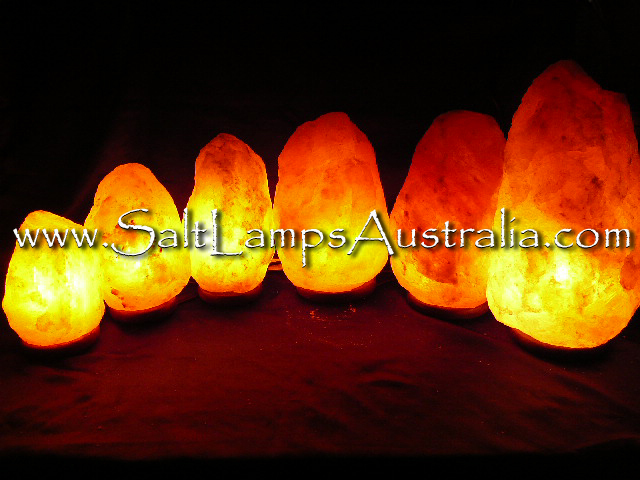 what are salt lamps