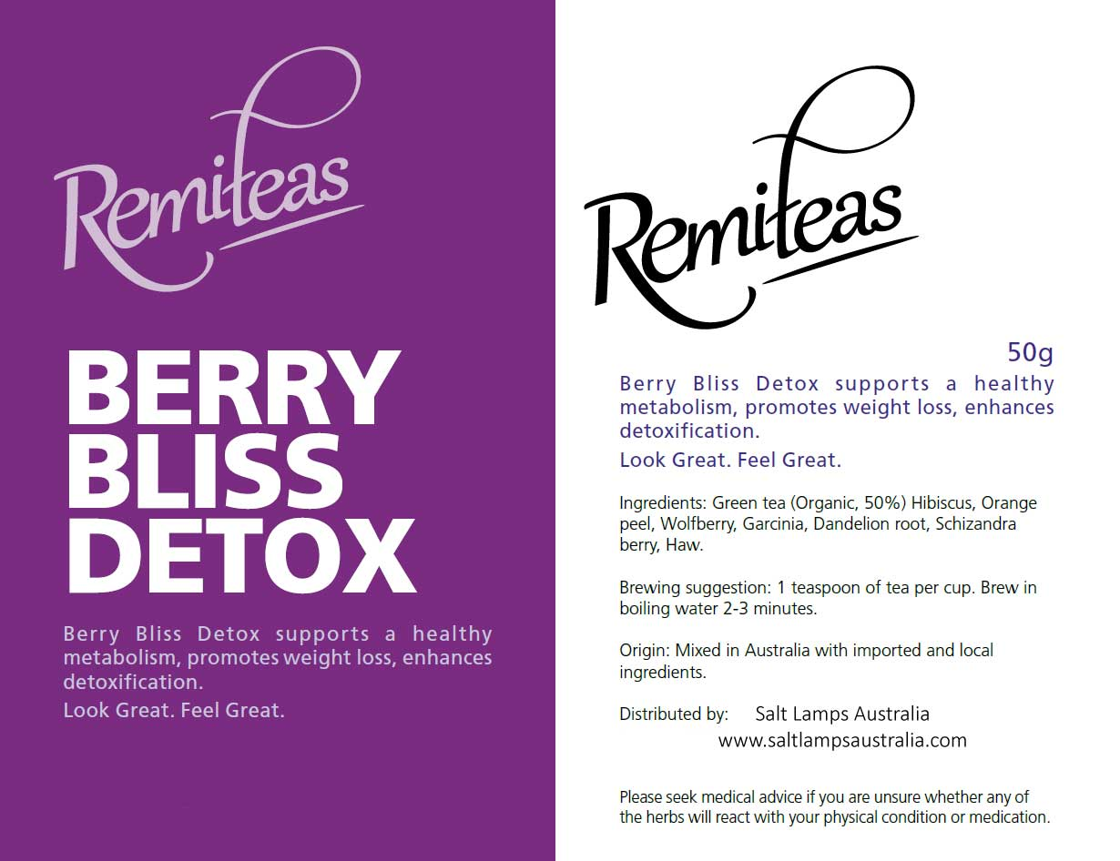 Remiteas Detox Weight LossFlyer