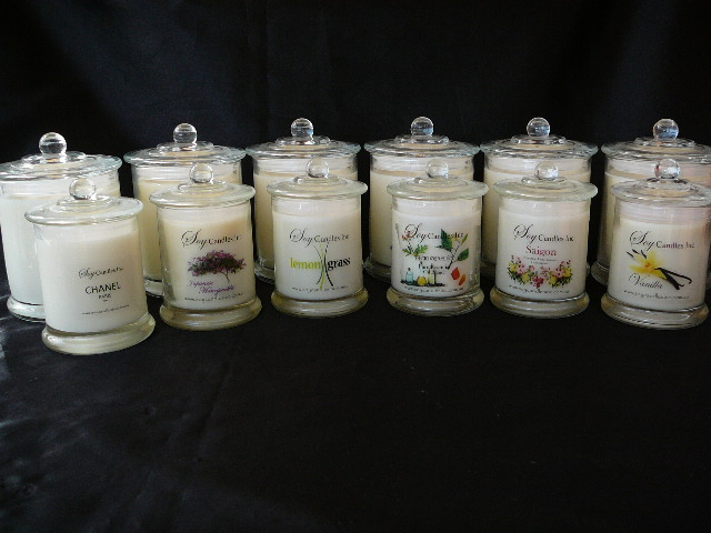 Premium Soy Candles