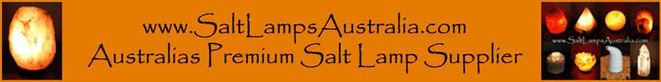 Salt Lamps Australia
